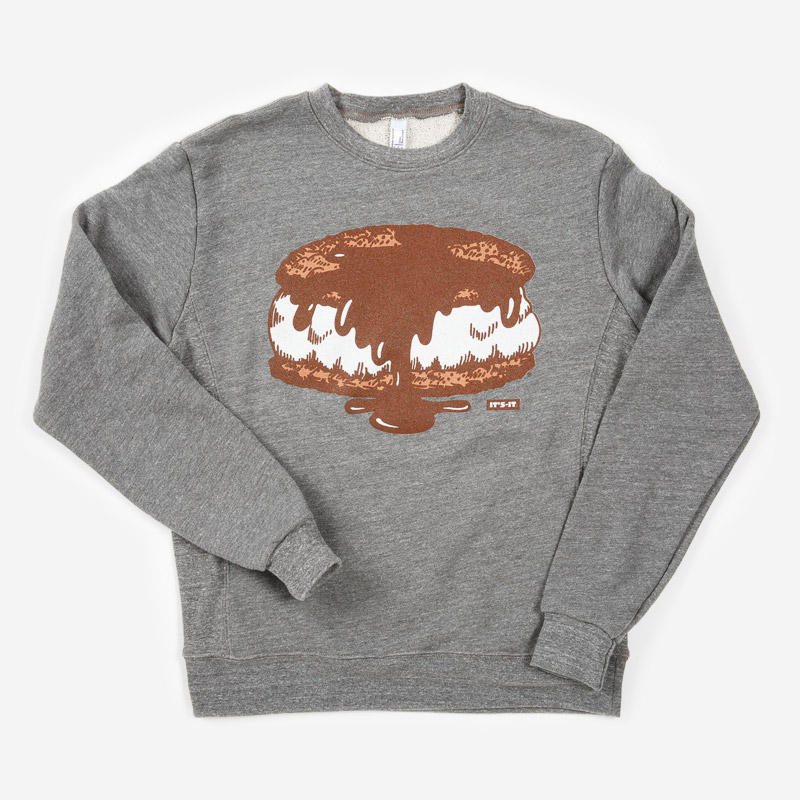 best website b067a 47edb Unisex Sweatshirt | It's it Ice Cream